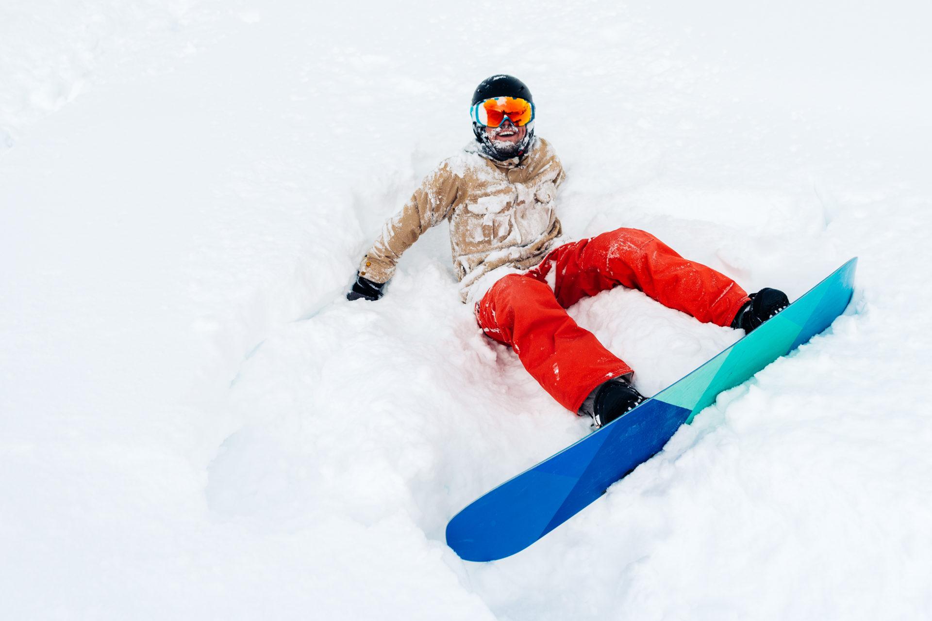 Logetretene Schneemassen: Wer haftet?