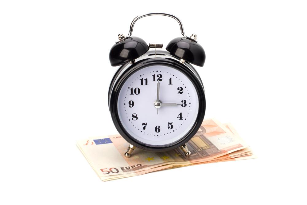 Zahlung Verzug Pünktlich
